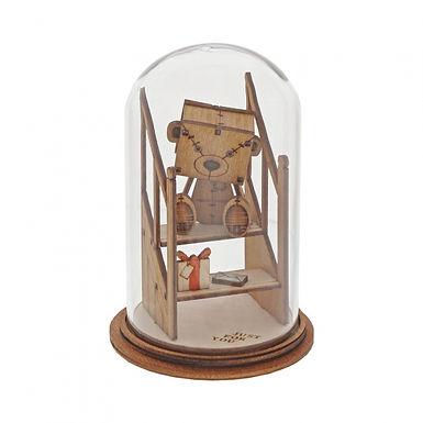 To Someone Special Figurine, Kloche Little Wooden Bear