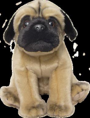 12'' Pug Soft Toy