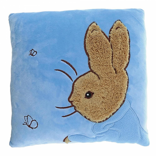 Beatrix Potter Peter Rabbit cushion, A29196