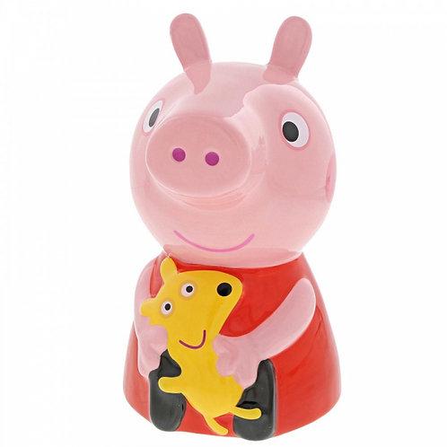 Peppa Pig, Ceramic Money Box