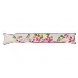 Floral Bird Draught Excluder