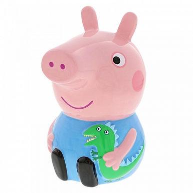 Peppa Pig, George, Ceramic Money Box