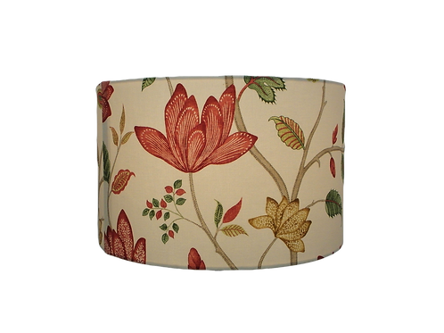 Pondicherry Floral Handmade Lampshade