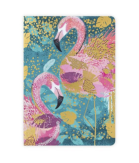 Opium Flamingo A5 Notebook