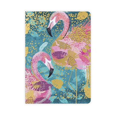 Opium Flamingo A5 Notebook