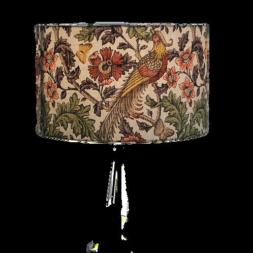 Oakmere Birds, Classic Design Handmade Lampshade, Drum or Empire Shapes