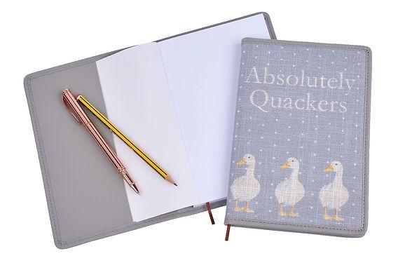 Duck Absolutely Quacker's Notebook