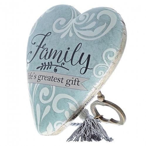 Family Art Heart