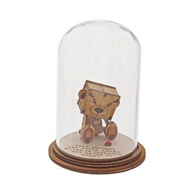 True Friendship Figurine, Kloche Little Wooden Bear