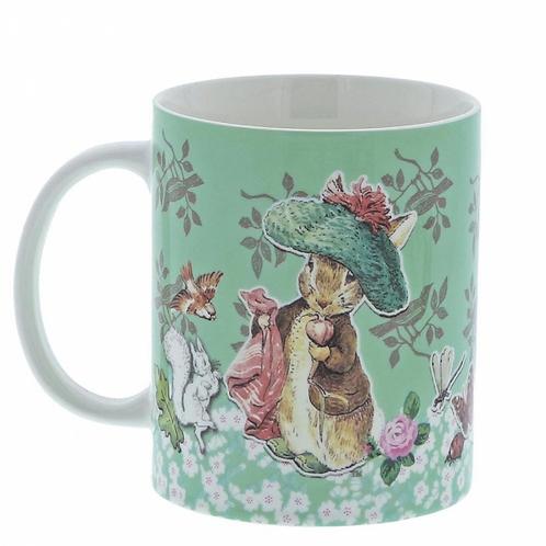 Beatrix Potter Benjamin Bunny Mug A29233