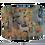 Thumbnail: Voyage Maison Wild Stag, Seneca Forest, Handmade Lampshade