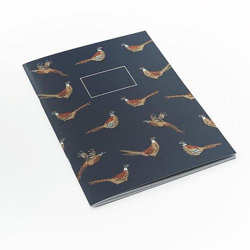 Pheasant A5 Exercise Book