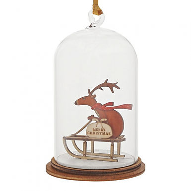 Special Delivery, Kloche Hanging Ornament