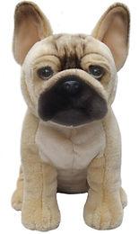 12'' French Bulldog Soft Toy