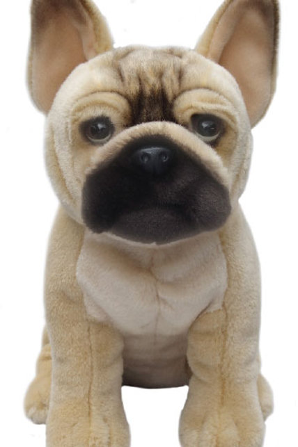 12'' French Bulldog Soft Toy