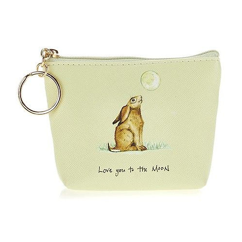 Love you to the Moon, Hare Coin Purse