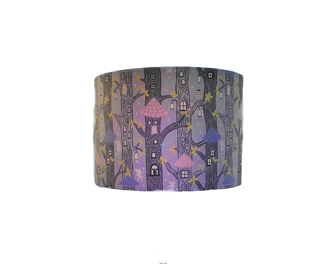 Fairy Lights Glow In The Dark Drum Lampshade