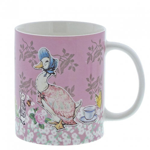 Beatrix Potter Jemina Puddle-Duck Mug A29231