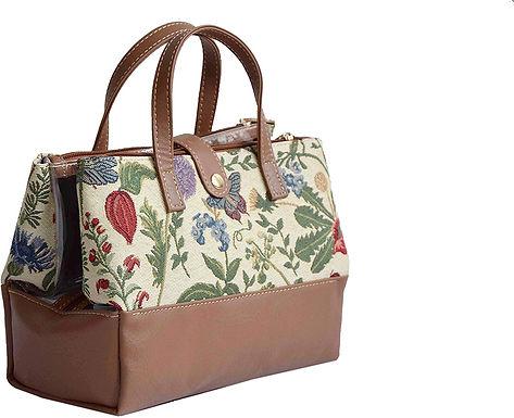 Signare Tapestry Morning Garden Toiletry/Wash Bag