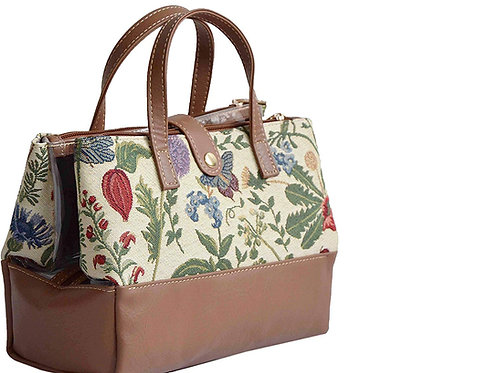 Signare Tapestry Morning Garden Toiletry/Wash Bag