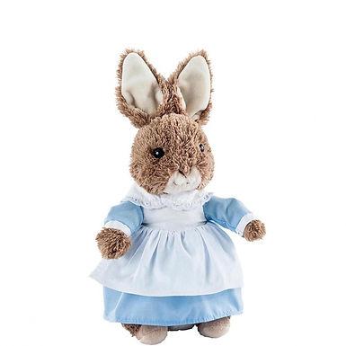 Gund Mrs Rabbit Small Soft Toy