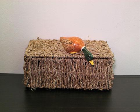 Babbacombe Pottery Collectable Shelf Small Mallard Duck