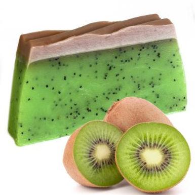 Tropical Paradise Kiwi Fruit Soap