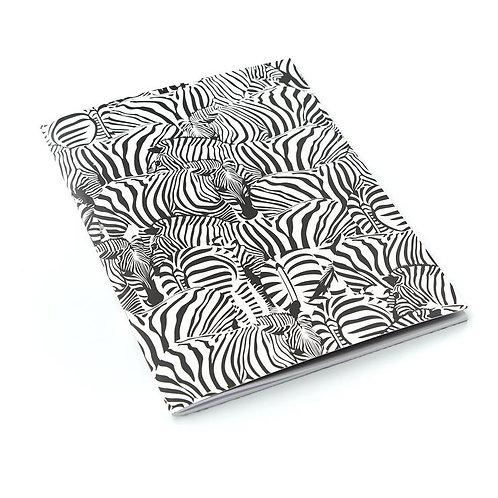 Zebras A5 Exercise Book