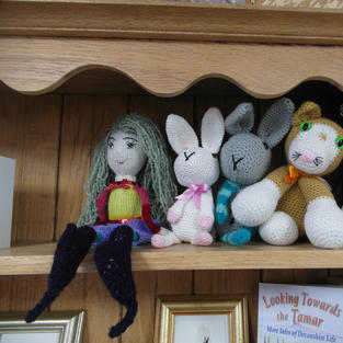 Crochet and Knitted Animals and Dolls