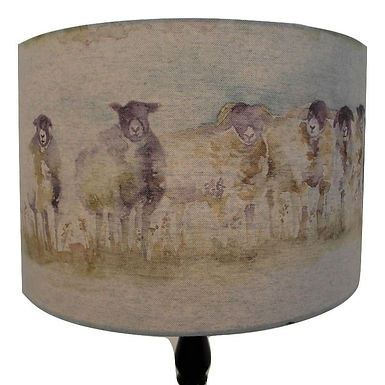 Voyage Maison 'Come By' Drum Lampshade