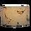 Thumbnail: Country Pheasants Handmade lampshade, Drum or Empire Shap