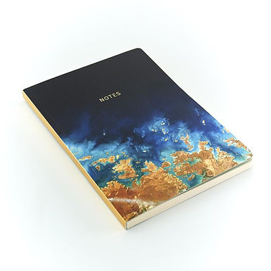 Earth View A5 Notebook