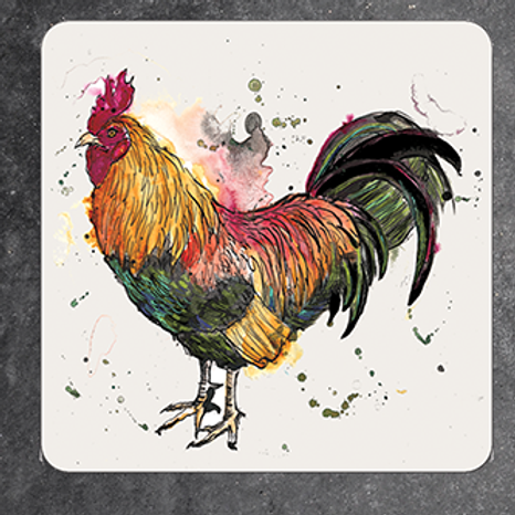 Cockerel Placemat