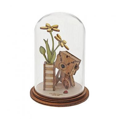 Special Mum Figurine, Kloche Little Wooden Bear
