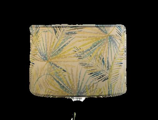 Clearance Palm Leaf Tropical Design Handmade Lampshade
