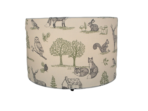 New Forest Handmade Lampshade