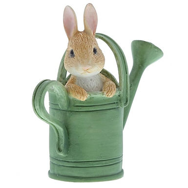 Beatrix Potter, Peter in A Watering Can Mini Figure