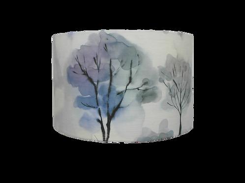 Voyage Maison Pomona Watercolour Trees Lampshade