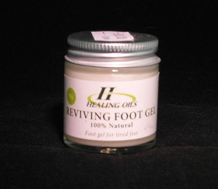 Reviving Foot Gel, (Foot gel for tired feet)