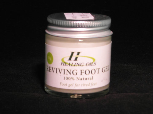 Reviving Foot Gel, (Foot gel for tired feet)