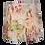 Thumbnail: Voyage Maison 'Ebba Sunset' Peacocks Handmade Shade, Drum or Empire Shapes