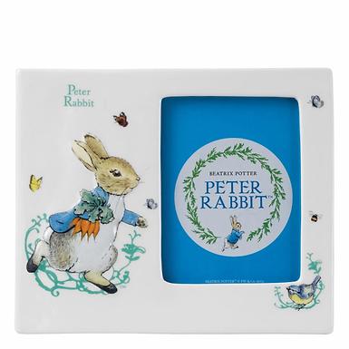 Beatrix Potter, Peter Rabbit Ceramic Photo Frame A26964