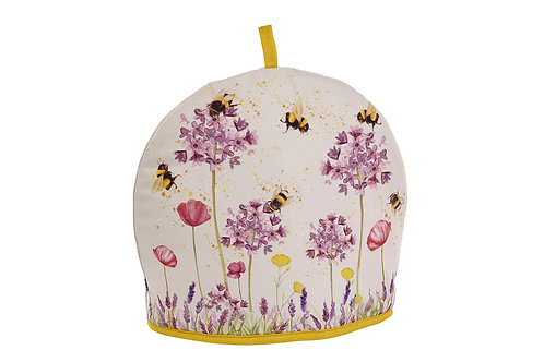 Wildflower Bees Tea Cosy
