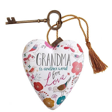 Grandma is Another Word for Love art Heart