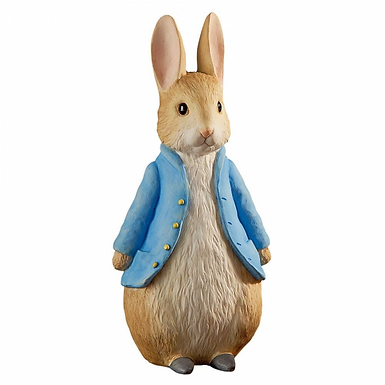 Beatrix Potter, Large Peter Rabbit Figurine, A29057