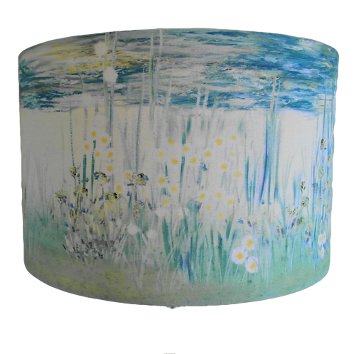 Seaside Wildflower Vista 40cm Drum Shade
