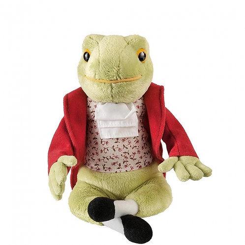 Gund Mr Jeremy Fisher Large Soft Toy, A26422