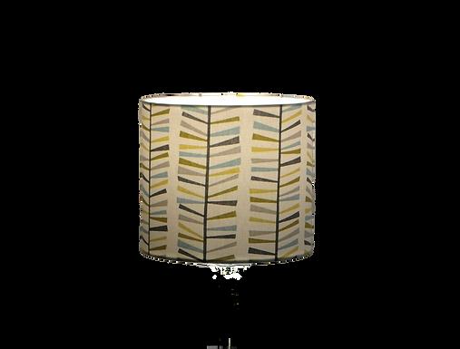 Malmo, Scandi Modern Design Handmade Lampshade, Drum or Empire Shapes