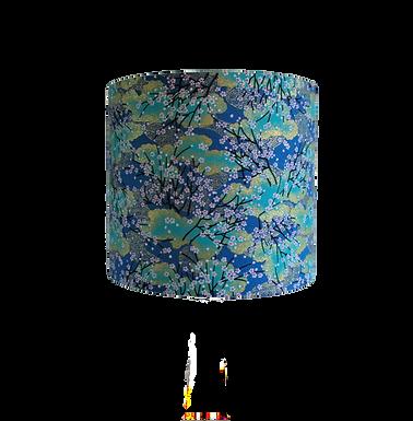 Japanese Blossom, Handmade Lampshade