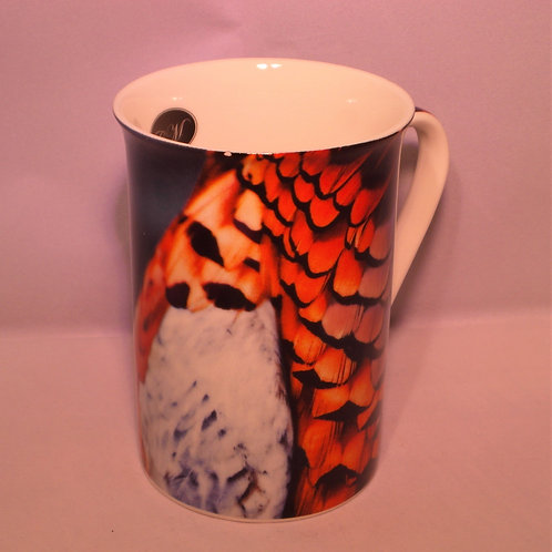 Bone China, Pheasant, Country Matters Mug